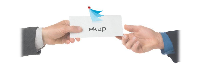EKAP - EKAP Üzerinden Yapılacak Tebligatlara İlişkin Duyuru